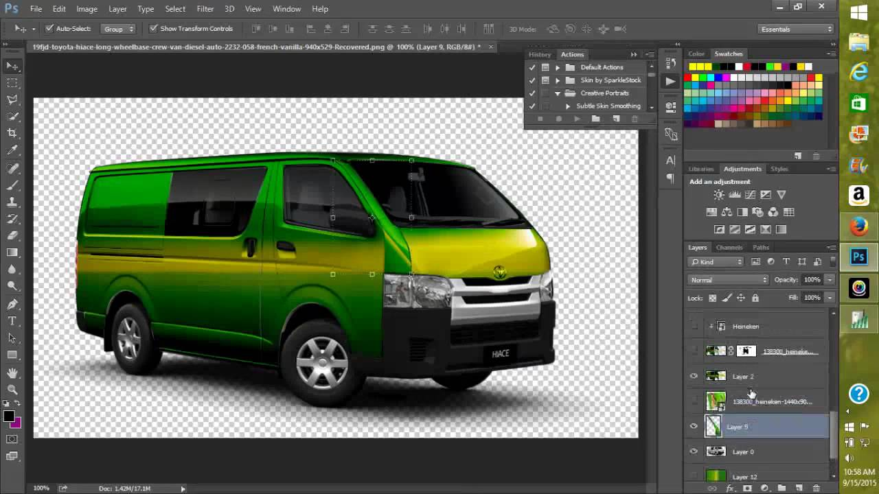 Vehicle Wrap Tutorial in 8 Easy Steps