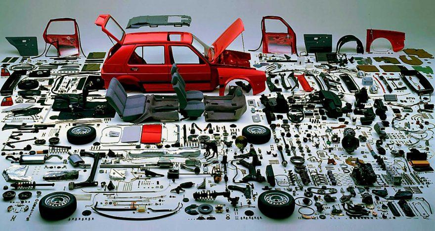 Opt For Used Parts Instead Of New Vehicle Parts
