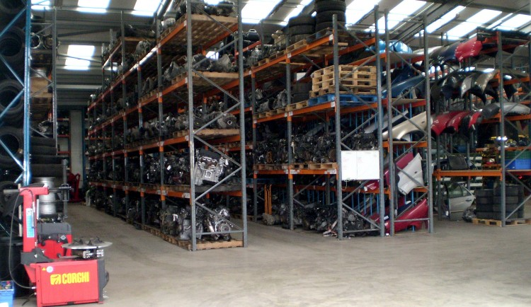Visit Auto Salvage Yard to obtain Used Vehicle Parts