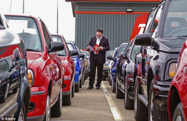 Select the right Vehicle Dealers Using These Top 5 Practices