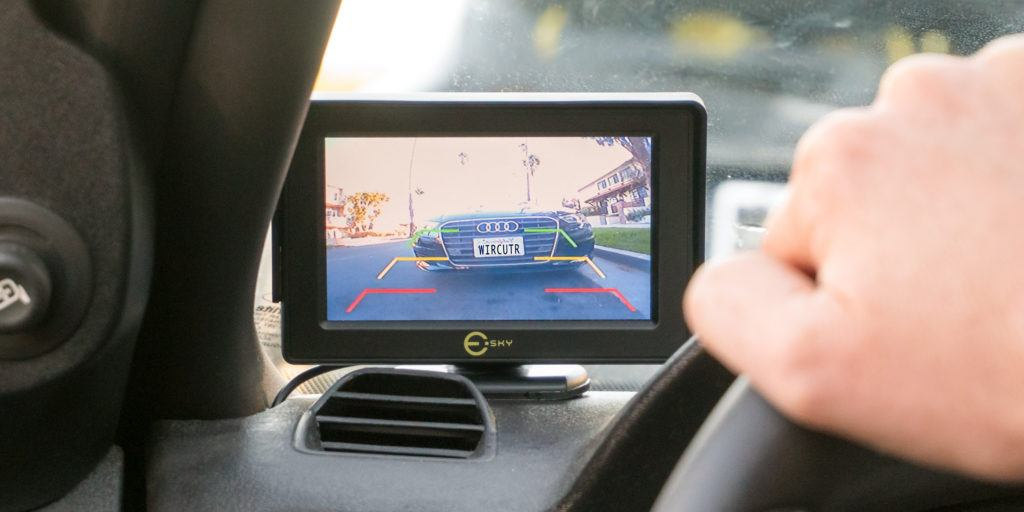 A Quick Overview Of Car Back-Up Cameras: Find Your Pick!
