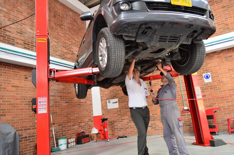 Information you need to learn about car body repair services